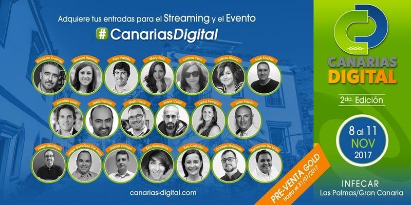 II Edición Canarias Digital