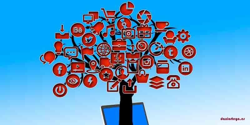 redes sociales olvidadas