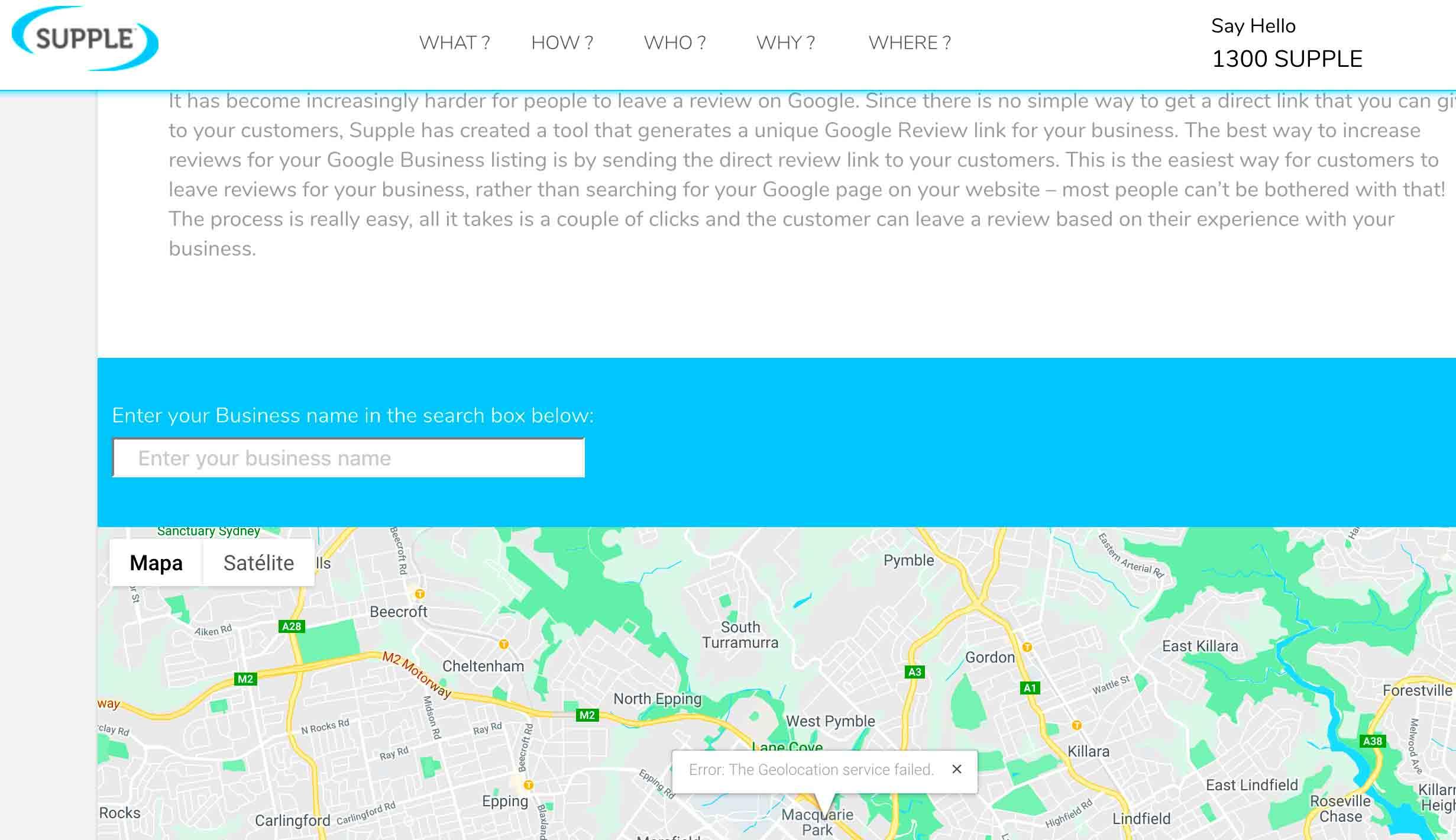 Crea un link corto para reseñas en Google