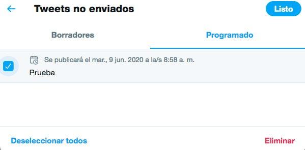 cómo editar Tweets en Twitter